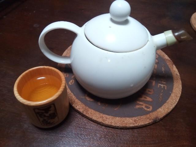 緑茶 ティーポット リラックス
