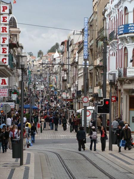 atPorto カタリアーナ通り