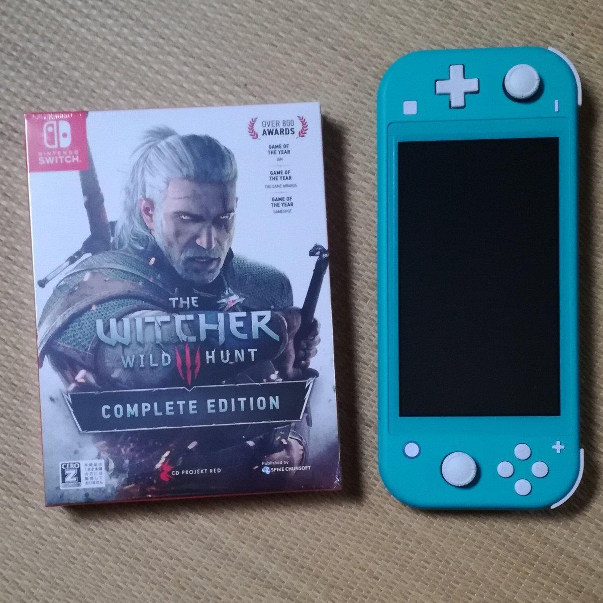 Switch ウィッチャー