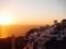 イアの夕日