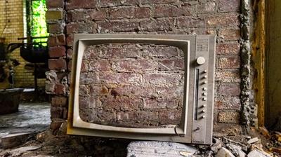 テレビが壊れた?