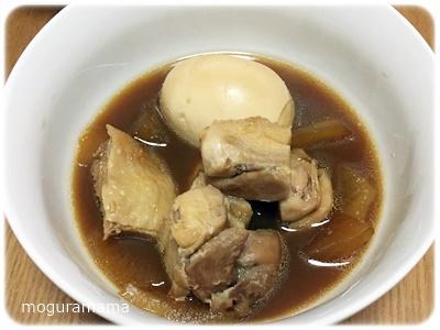 鶏もも肉の甘辛煮