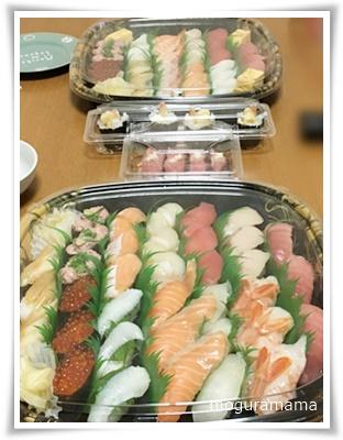 定番のかっぱ寿司