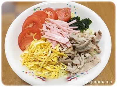 マルちゃん正麺 冷し中華