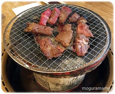 七輪焼き肉