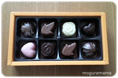 Monchouchouチョコレート