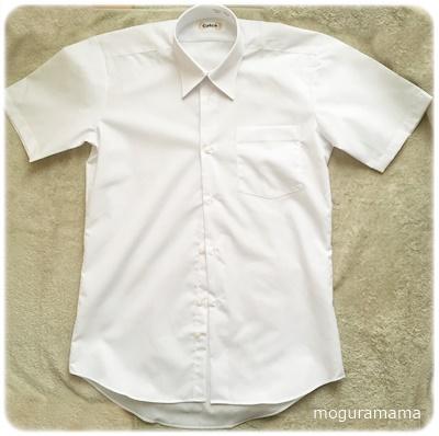 半袖スクールシャツ