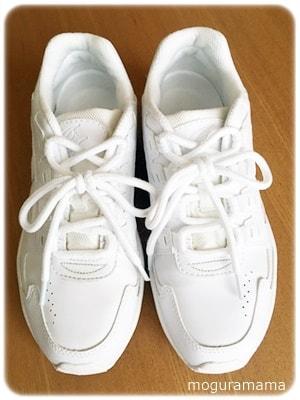 中学 登下校用靴
