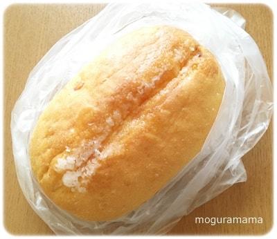 ハチミツ空洞パン