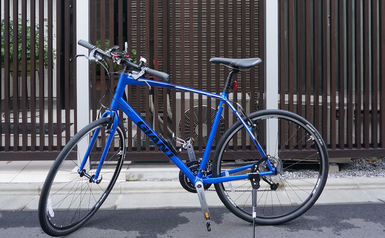 自転車専門店で自転車を買ってきました。