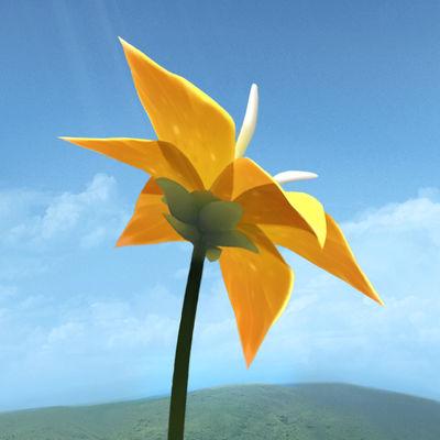 「Flower」iOS版