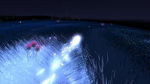 花びらが風に乗り、花を咲かしていく癒やし系PS3ゲーム「Flower」のiOS版がリリース2