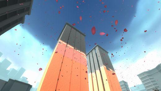 花びらが風に乗り、花を咲かしていく癒やし系PS3ゲーム「Flower」のiOS版がリリース4