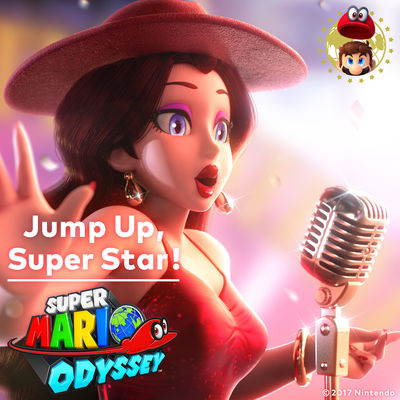 Jump Up, Super Star! The Super Mario Players feat.Kate Davis