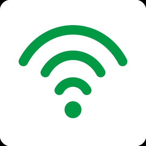 フリー素材「Wifi」