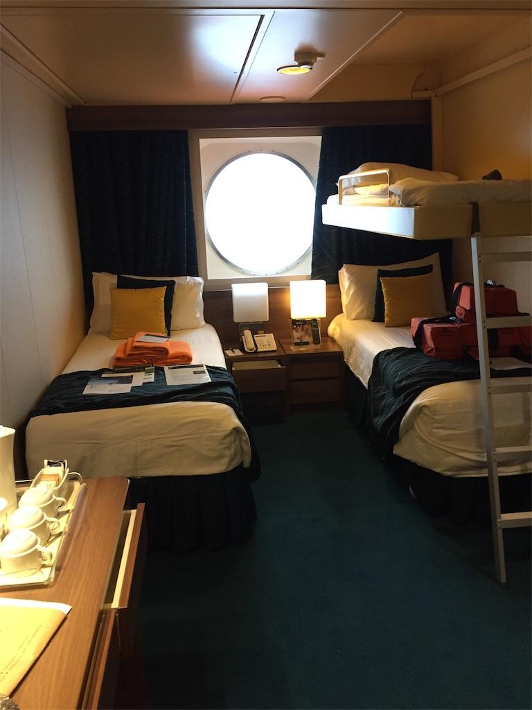 mscスプレンディダの船内