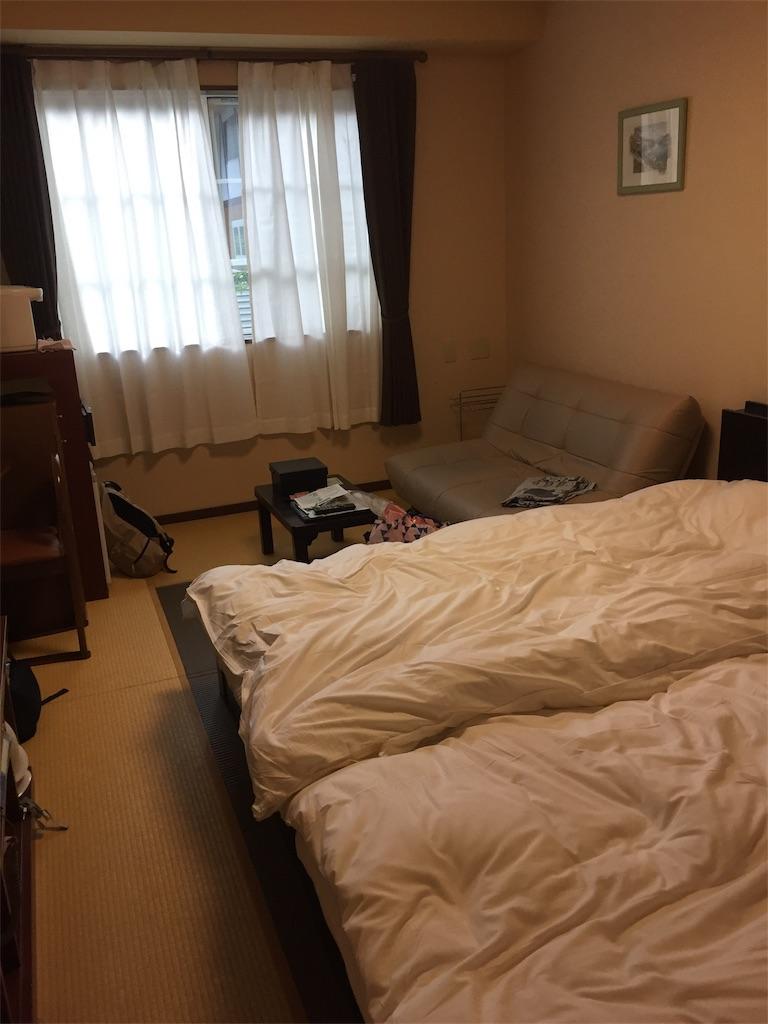 うたゆの宿の部屋