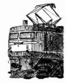 [ラクガキ][鉄道]EF65-500っぽい