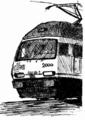 [ラクガキ][鉄道]SBB Re460cibaっぽい