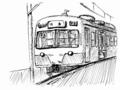 [ラクガキ][鉄道]西武701系っぽい