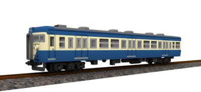 国鉄113系スカ色