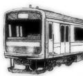 [ラクガキ][鉄道]209系っぽい