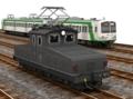 [tb3d][鉄道]上信電鉄デキ1