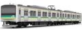 [tb3d][鉄道]JR205系1000番台南部支線