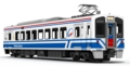 [tb3d][鉄道]ほくほく線 HK100