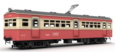 銚子電鉄デハ301