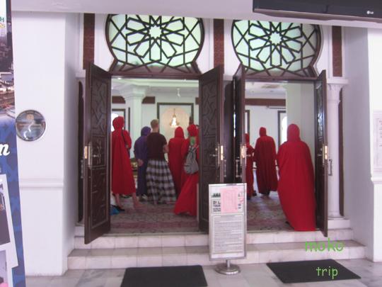 マスジット・ジャメ(Masjid Jamek) モスク(mosque)