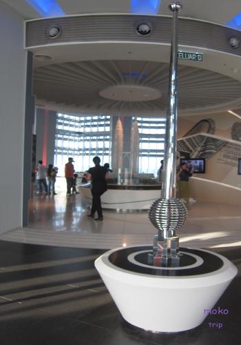 ペトロナス・ツイン・タワー(Petronas Twin Tower)展望台