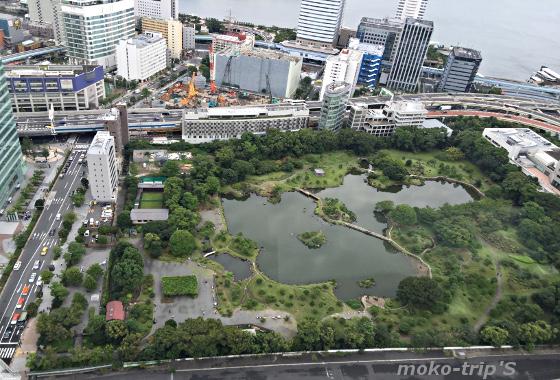 東京 世界貿易センタービル展望台 旧芝離宮恩賜庭園