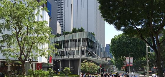 シンガポール オーチャード通り