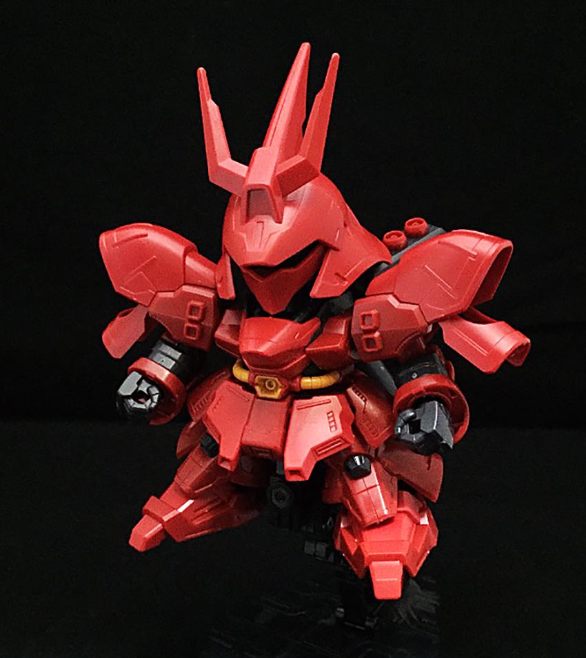 BB戦士382 サザビー仮組