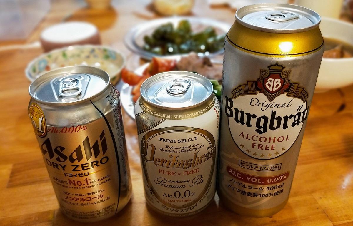 業務スーパーのノンアルコールビール