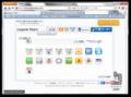 Sleipnir3 RC test2 Firefox4 Custom 途中