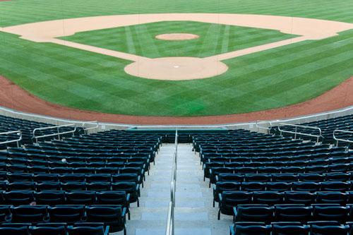仮交際2回目のデートは野球観戦