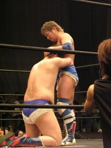 6/3 DDT後楽園大会