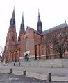 Uppsala Cathedral, Uppsala 2010.10.26