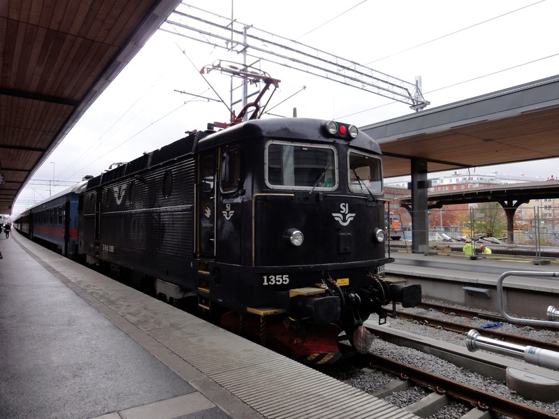 Central Station, Uppsala 2010.10.28