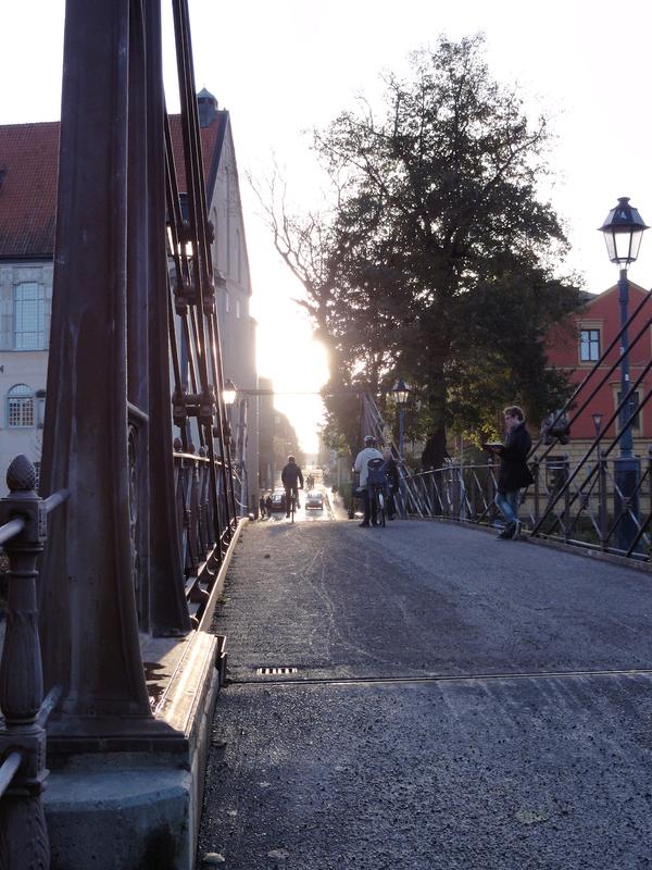 Fyris River, Uppsala 2010.10.28