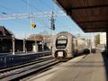 Central Station, Uppsala 2010.10.29