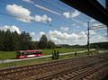 Stockholm to Uppsala 2012.06.06.