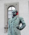 The statue of Nils Ericson, Stockholm 2012.06.06.