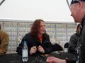The Flower Kings M&G, Sweden Rock Festival 2012.06.08.