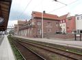 Hässelholm station 2012.06.07