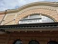 Kristianstad station 2012.06.07