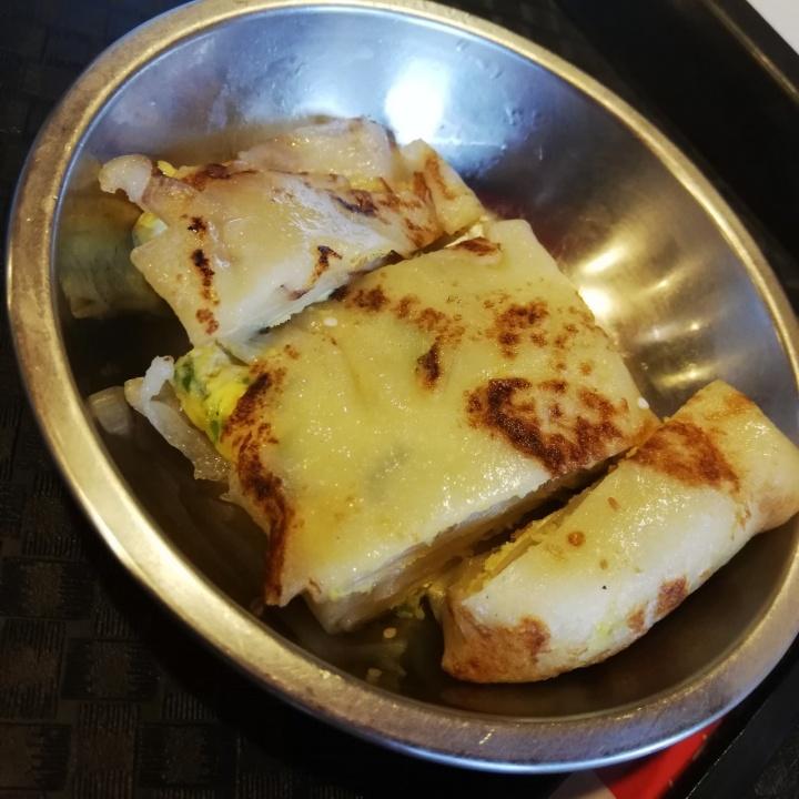 卵餅 阜杭豆漿
