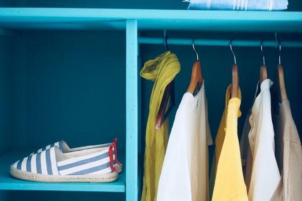 洋服の適正量を知れば断捨離できる